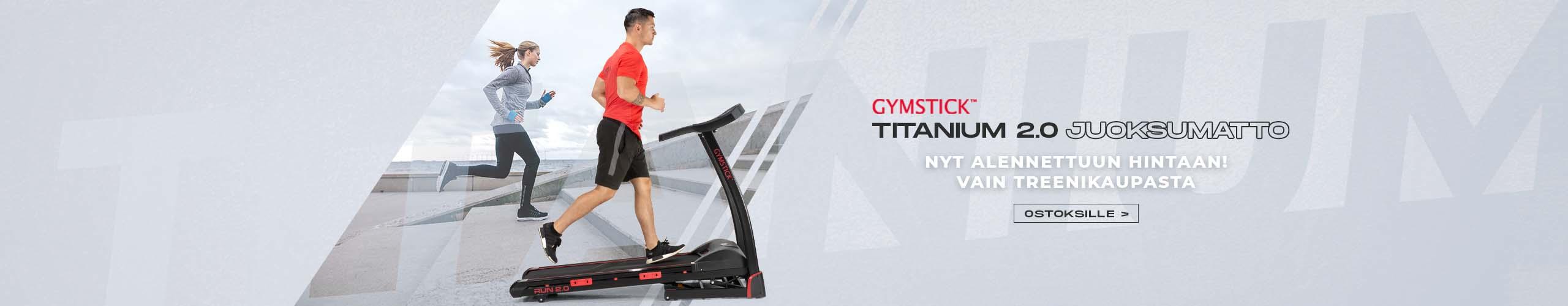 Gymstick Titanium 2.0