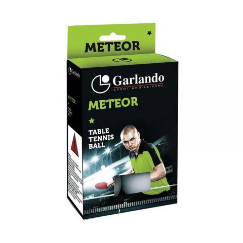 Garlando Meteor Pingispallot 6kpl