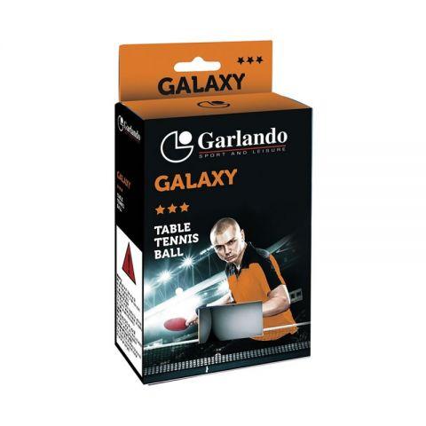 Garlando Galaxy Pingispallot 6kpl (3 star)