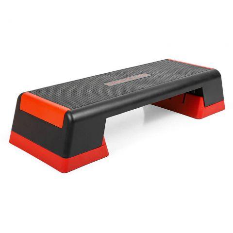 Gymstick Pro Steppilauta (musta-punainen)