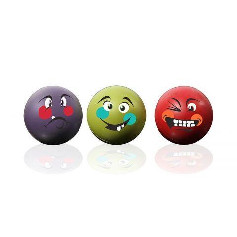 Hauskat Stressipallot - Kolme vahvuutta