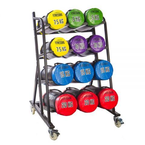 Gymstick Fitnessbag teline