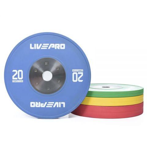Livepro FCC Bumper Levypaino