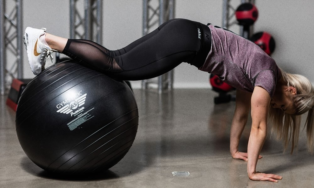Gymstick Premium Fitness Jumppapallo
