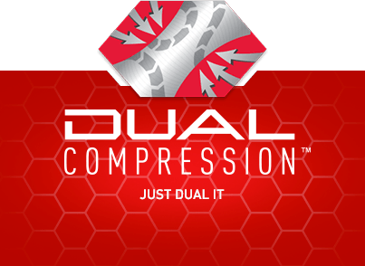 Dual Compression teknologia