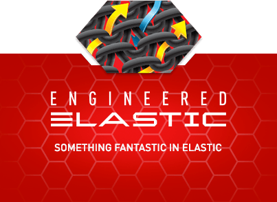 Engineered elastic teknologia