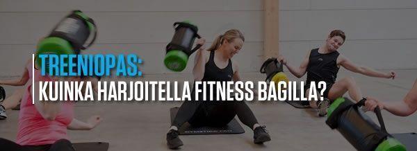 Kuinka harjoitella fitness bagilla?