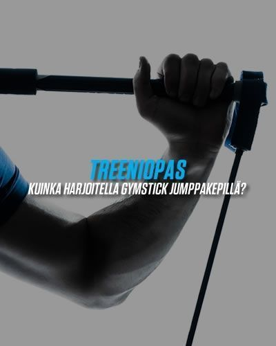 Treeniopas Gymstick jumppakepillä harjoitteluun