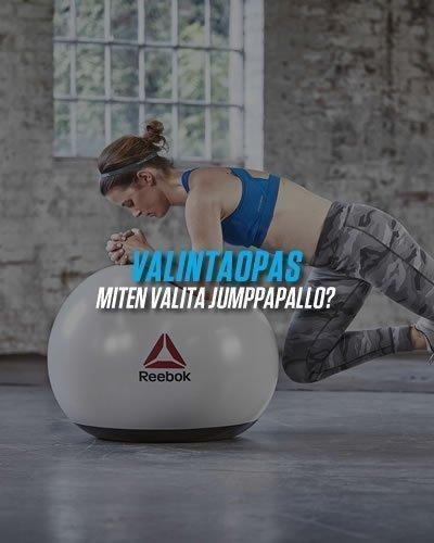 Valintaopas - Miten valita jumppapallo?