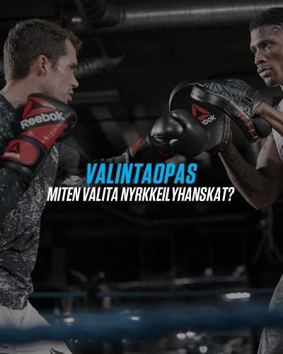 Valintaopas - Miten valita nyrkkeilyhanskat