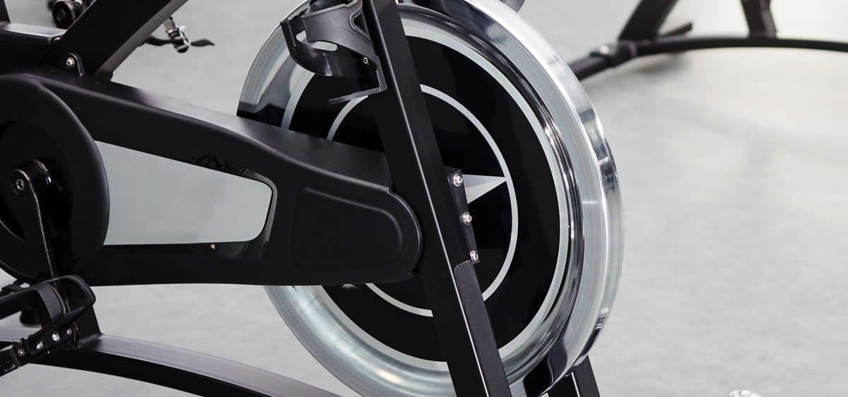 spinningpyörän vauhtipyörän paino