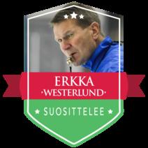 Erkka Vesterlund suosittelee powerslider treenilautaa