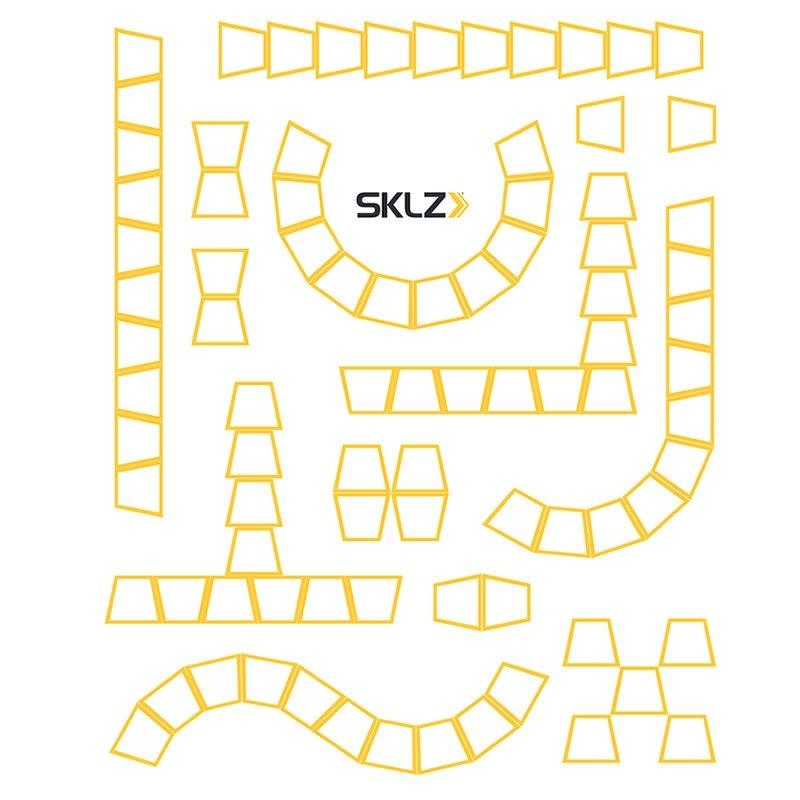Sklz agility trainer pro kombinaatiot