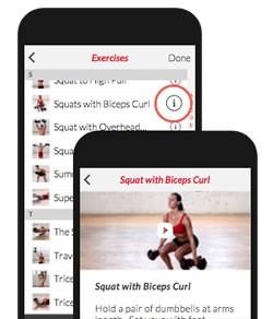 Bowflex SelectTech app